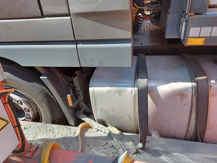 Dieselaustritt