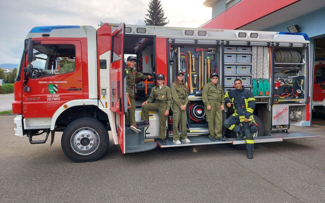 Feuerwehrjugend Infoveranstaltung